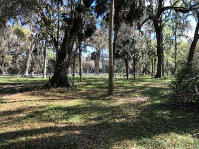 Citra Residential Lots & Land For Sale: 15440 NE 47th Avenue