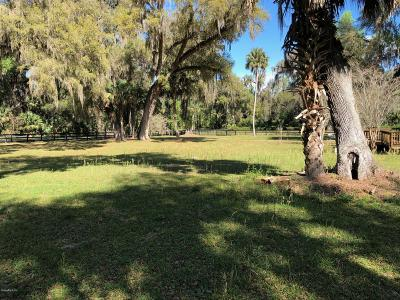 Citra Residential Lots & Land For Sale: 15415 NE 47th Avenue