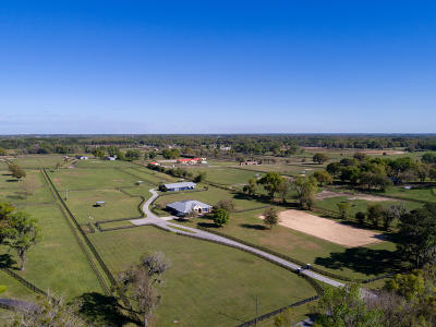 Ocala Farm For Sale: 10321 NW 60 Avenue