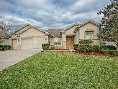 Spruce Creek Gc Single Family Home For Sale: 9833 SE 125th Lane