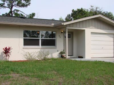 Ocala Single Family Home For Sale: 25 Bahia Loop