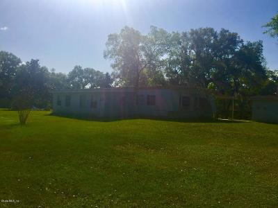 Summerfield Mobile/Manufactured For Sale: 10636 SE Timucuan Road