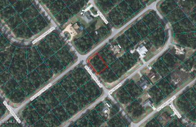 Marion Oaks North, Marion Oaks Rnc, Marion Oaks South Residential Lots & Land For Sale: SW 164 Street Road