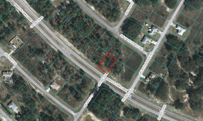 Marion Oaks North, Marion Oaks Rnc, Marion Oaks South Residential Lots & Land For Sale: Marion Oaks Manor