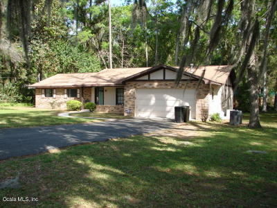 Ocala Single Family Home For Sale: 2115 SE 38th Street