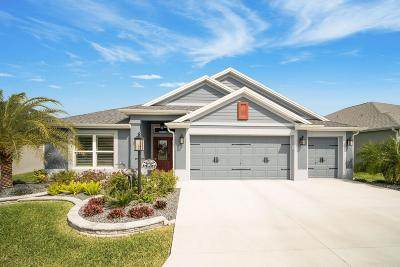 The Villages Single Family Home For Sale: 3113 Zipperer Way