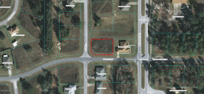 Marion Oaks North, Marion Oaks Rnc, Marion Oaks South Residential Lots & Land For Sale: SW 147th Loop