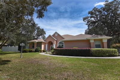 Citrus County Single Family Home For Sale: 1251 N Greentree Terrace Terrace