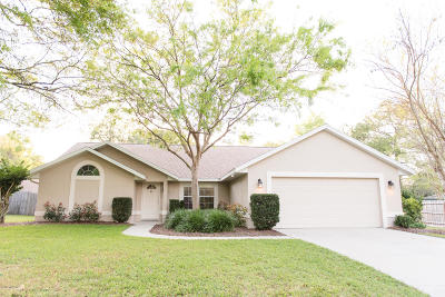 Ocala Single Family Home For Sale: 500 NE 52 Court