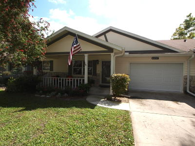Ocala Single Family Home For Sale: 8430 SW 90 Lane #C