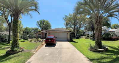 Dunnellon Single Family Home For Sale: 19312 SW 101st Place Road