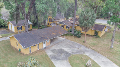 Ocala Single Family Home For Sale: 2460 SE 39th Street