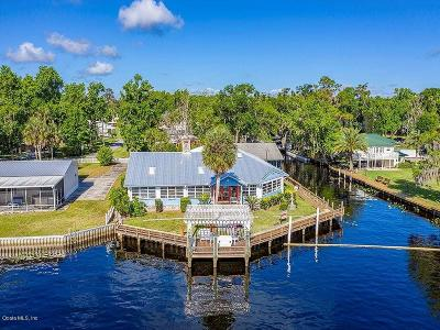 Lake County, Sumter County Single Family Home For Sale: 24545 Snail Road