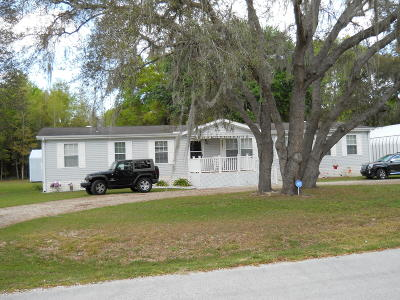 Summerfield Mobile/Manufactured For Sale: 9981 SE 172nd Street