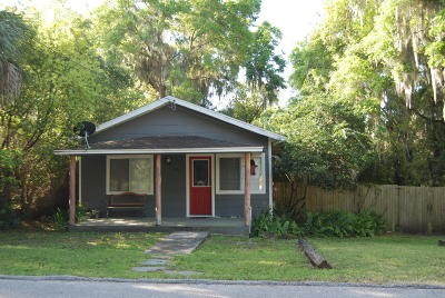 Ocala Single Family Home For Sale: 504 SE 11th Street