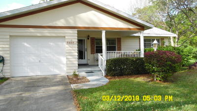Ocala Condo/Townhouse For Sale: 8685 SW 95 Street #J