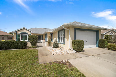 Ocala Single Family Home For Sale: 11182 SW 72nd Avenue
