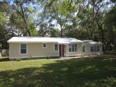 Silver Springs Single Family Home For Sale: 1959 SE 169th Ave Road