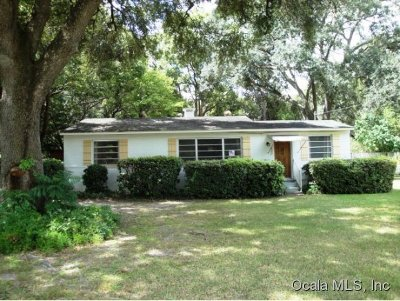 Ocala Rental For Rent: 652 NE 17th Avenue