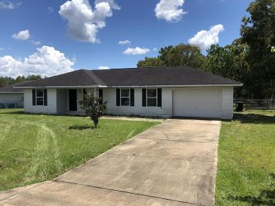Ocala Single Family Home For Sale: 8 Redwood Run Trak