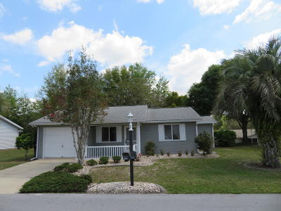 Ocala Single Family Home For Sale: 10923 SW 86th Avenue