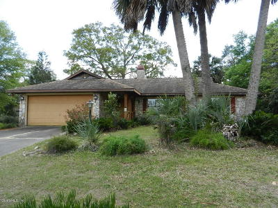 Dunnellon Single Family Home Pending: 20076 SW 84th Lane