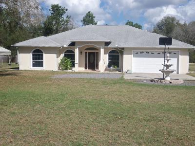 Ocala Single Family Home For Sale: 7285 SW 14th Street