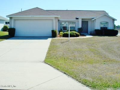 Marion County Rental For Rent: 8247 SW 60 Court