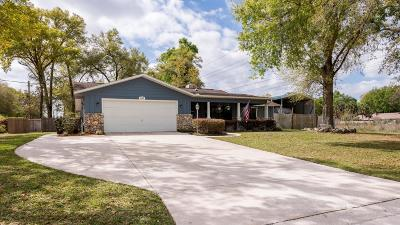 Ocala Single Family Home For Sale: 4398 SE 13th Street