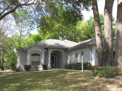 Dunnellon Condo/Townhouse For Sale: 9322 SW 192nd Ct Rd