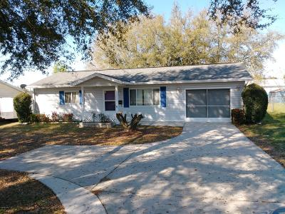 Ocala Single Family Home For Sale: 6416 SW 60th Avenue