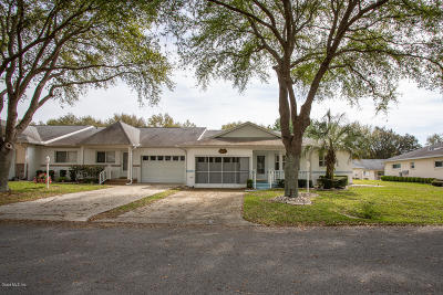 Ocala Single Family Home For Sale: 9697 SW 94th Court #C