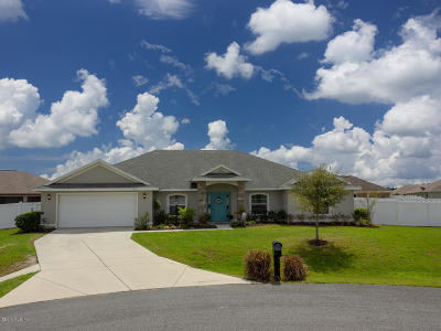 Ocala Single Family Home For Sale: 9735 SW 52 Court