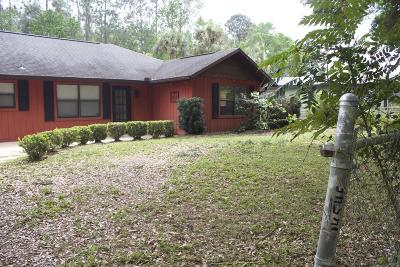 Marion County Rental For Rent: 14545 SE 108th Terrace