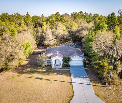 Marion Oaks North, Marion Oaks South, Marion Oaks Rnc Single Family Home For Sale: 5829 SW 128 Place