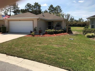 Ocala Single Family Home For Sale: 9110 SW 102nd Circle