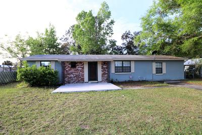 Ocala Single Family Home For Sale: 3616 SW 147th Street
