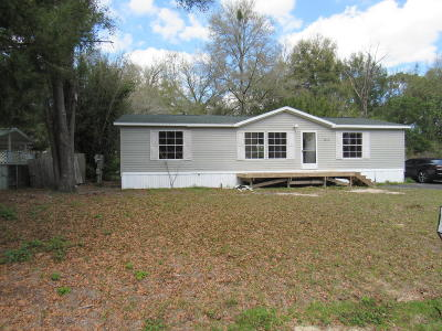 Ocala Mobile/Manufactured For Sale: 6863 SW 86th Street