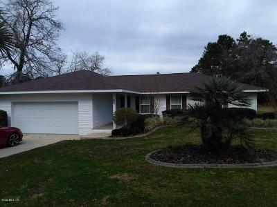 Ocala Single Family Home For Sale: 57 Pecan Pass