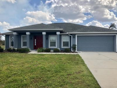 Ocala Single Family Home For Sale: 9942 SW 55th Ave Road