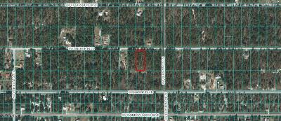 Dunnellon Residential Lots & Land For Sale: SW Anchor Blvd