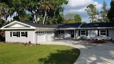 Ocala Single Family Home For Sale: 1831 SE 4 Avenue