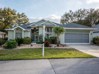 Ocala Single Family Home For Sale: 11150 SW 71st Court