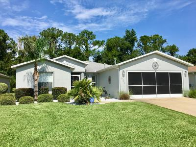 Single Family Home For Sale: 15326 SW 15th Terrace Road