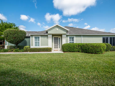 Ocala Single Family Home For Sale: 7129 SW 93rd Avenue