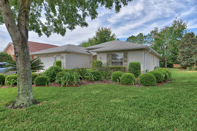 Ocala Single Family Home For Sale: 8041 SW 81st Loop