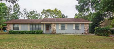 Ocala Single Family Home For Sale: 5580 SE 20 Street