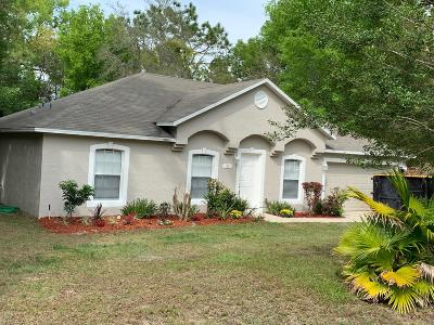 Ocala Single Family Home For Sale: 11 Pine Course Radial