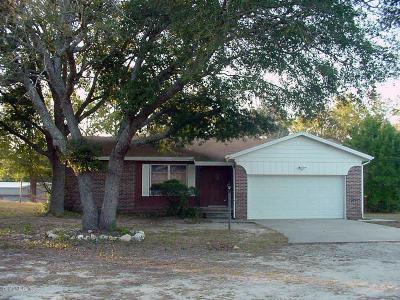 Williston Single Family Home For Sale: 1560 NE State Road 121