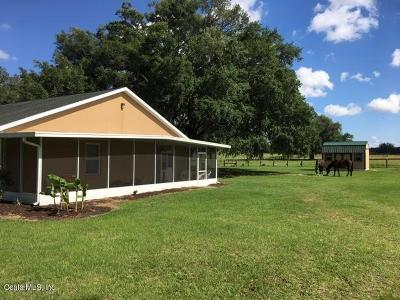Farm For Sale: 15400 W Hwy 328